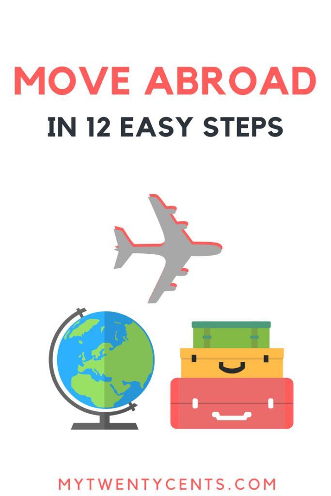 do you think that moving abroad Working abroad checklist: 8 things you  live that you need to think about – what are you going to do with your  with moving abroad and ensure you don't.
