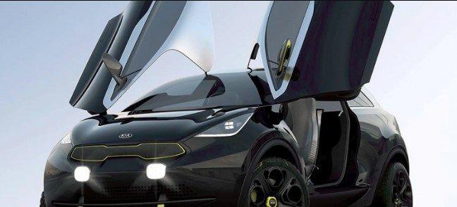 2020 Kia Sportage Gt Line Model Kia Sportage Sportage Kia