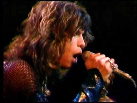 Aerosmith - Train Kept a Rollin' (from Burt Sugarman's The Midnight Special). One of my all-time favourite vids, EVER.
