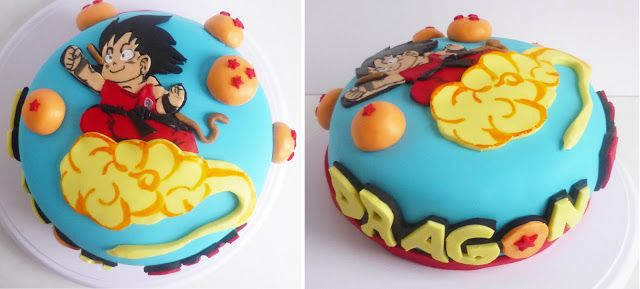 Torta de Dragon Ball | Para él | Pinterest | Dragon Ball and Dragon