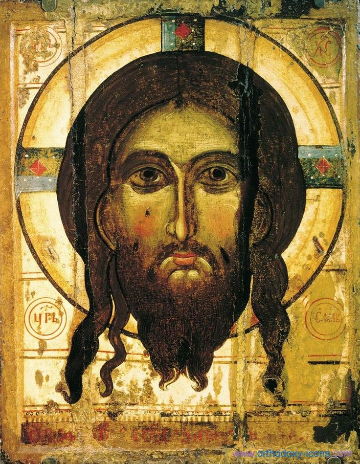 Old Russian icons XII-XIX century » Saviour Several examples.