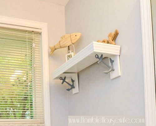 Bathroom Diy Nautical Decor: 202 Best Nautical Crafts Images On Pinterest