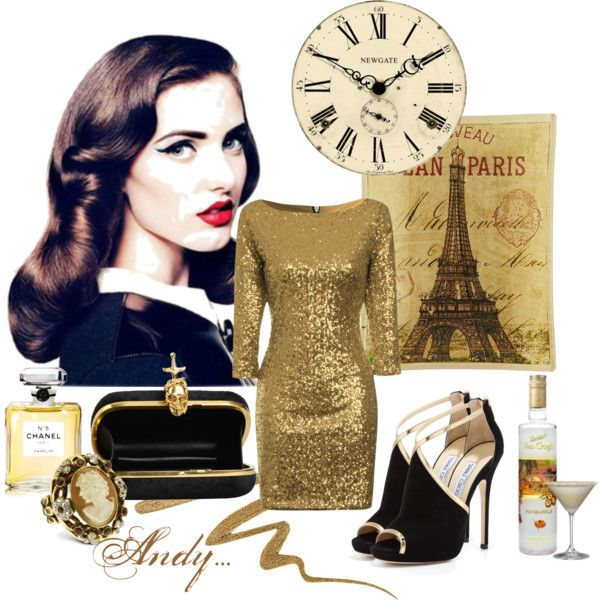 """""""Gold..."""" by andyts on Polyvore"""