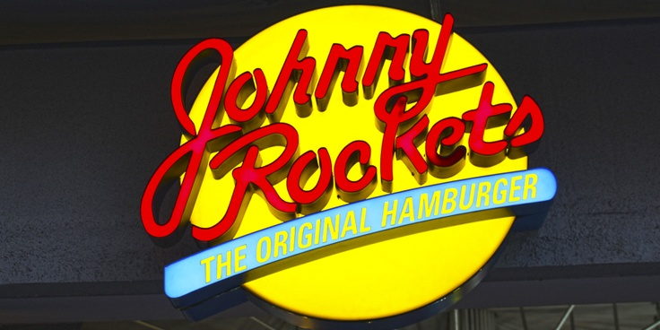 Logo de Johnny Rockets en Chile