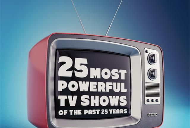The 25 Most Powerful TV Shows of the Last 25 Years | Mental Floss