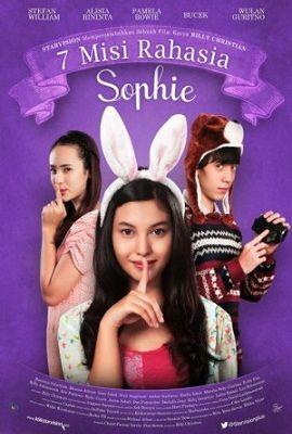 """Sophie (Alisia Rininta) kerap mengunggah """"Tips of The Day"""" ke youtube. Sophie punya sahabat, Marko (Stefan William) yg dingin dan tertutup. Berbeda dgn Sophie yg ceria serta suka mengamati penghuni di apartemennya"""