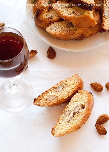 Cantuccini of Prato...sooo delicious!!!