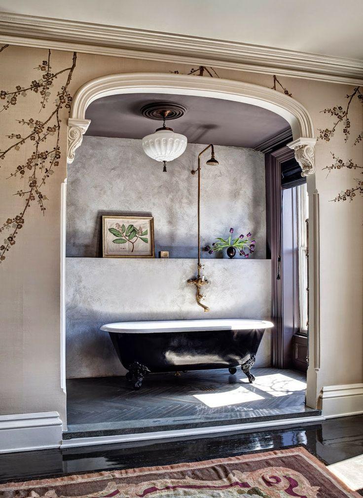 AD y Chic baño