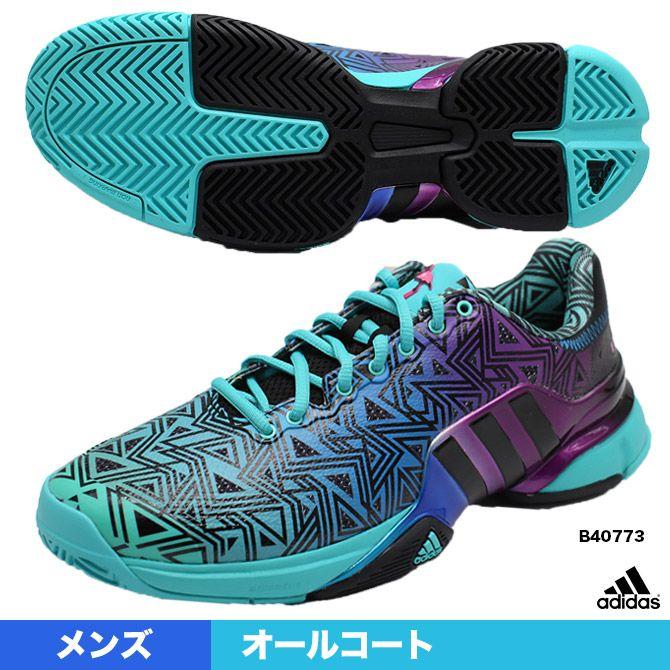 アディダス(adidas) テニスシューズ バリケード 2015 miami B40773
