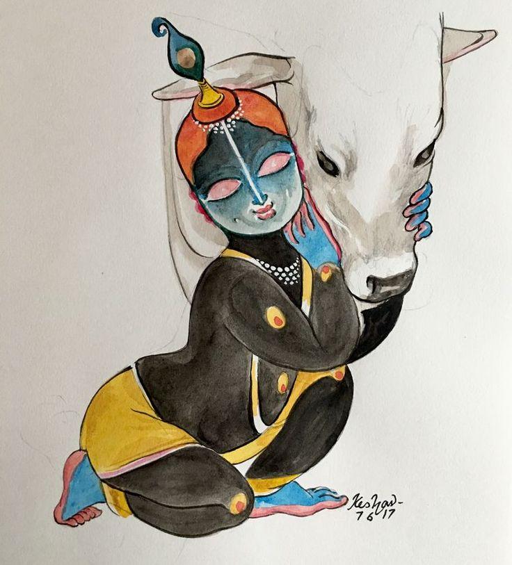 41 best Krishna images on Pinterest Lord krishna, Indian - küchenmöbel gebraucht kaufen