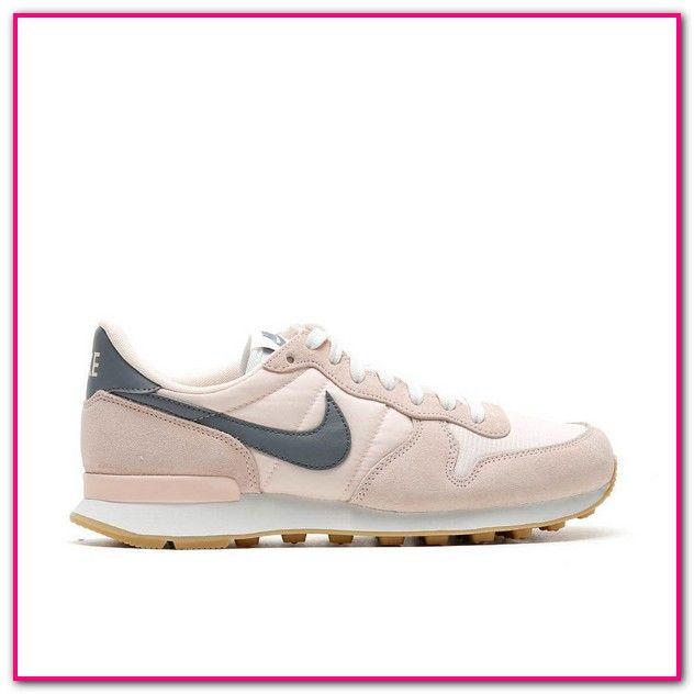 Nike Schuhe Damen Grau Rosa-Nike Internationalist W Running ...