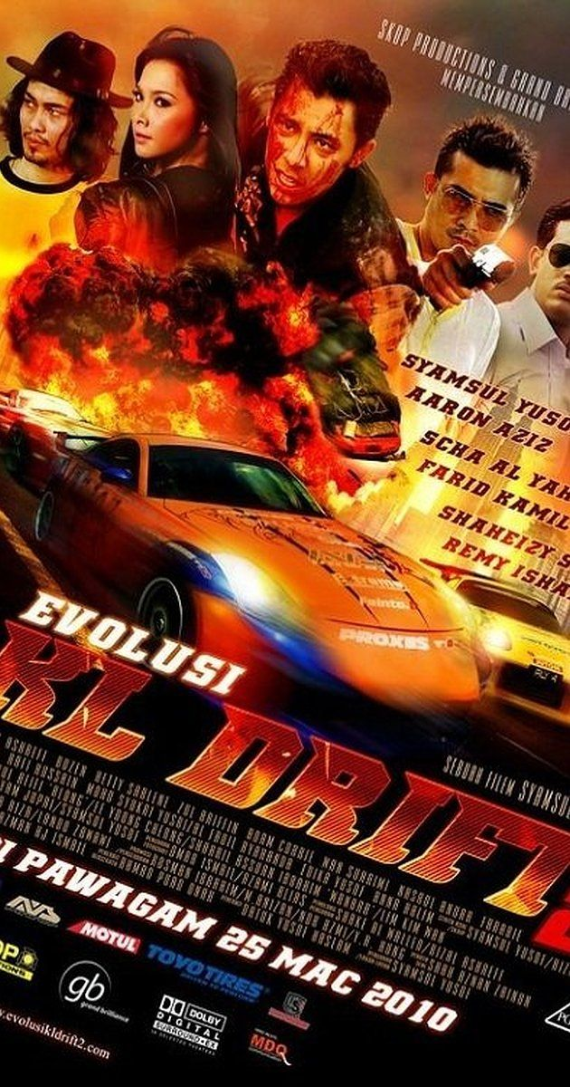 Evolusi: KL Drift 2 (2010)         - IMDb