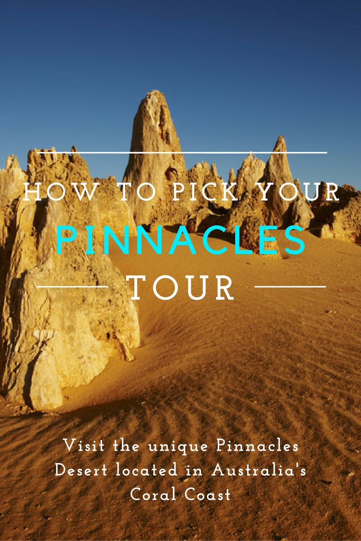 Can't decide which #Pinnacle tour is right for you? Read on to find out which tour you're best suited to http://bit.ly/PinnacleTours
