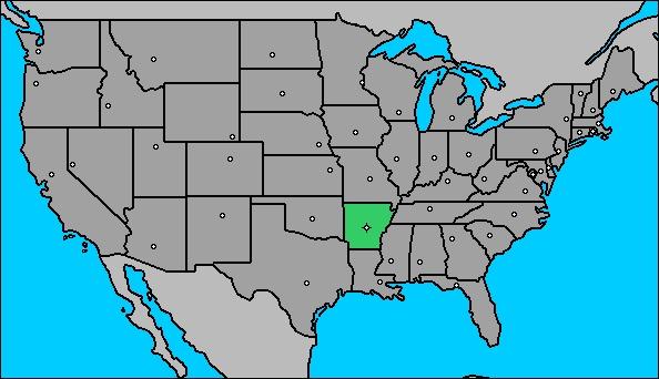 Arkansas, ESTADOS UNIDOS
