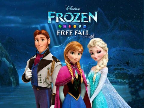 Frozen Free Fall Download for PC ( Windows 7/8 and MAC) with Tutorail