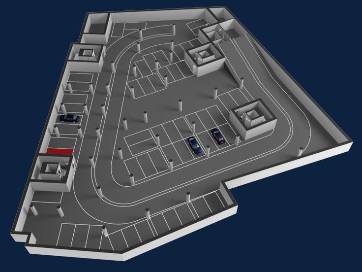 underground parking entrance - Поиск в Google   Garage   Parking design, Parking building ...