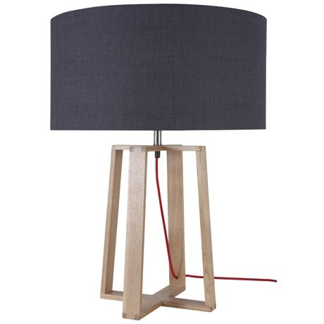 Titan Table Lamp  Natural (if wanting to put on coffee table in corner of sitting room)