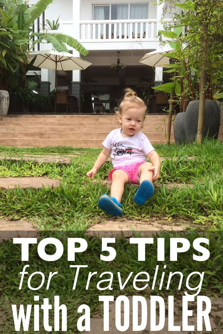 Cambodia Family Vacation + 5 Tips for Traveling with Toddlers