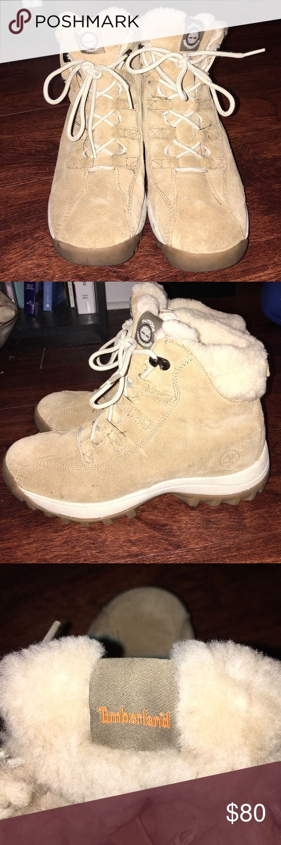 TIMBERLAND BOOTS!!!! 😍😍 Authentic, hardly worn, great condition timberland winter boots!!!!! 💕 Timberland Shoes Winter & Rain Boots