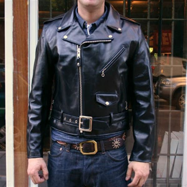 Schott Perfecto, 618HH Horsehide Leather Jacket in the ...