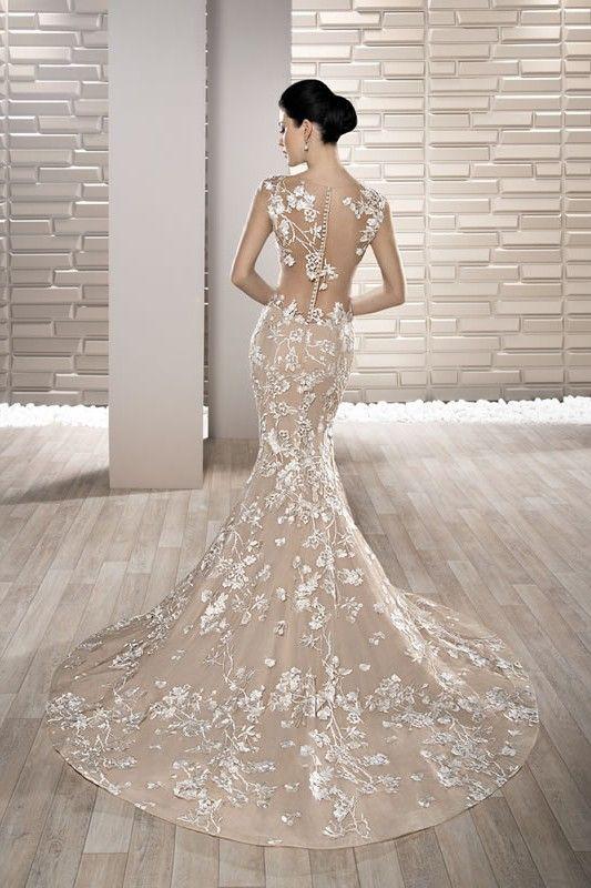 Demetrios Bridal Dress 2017 – fashion dresses