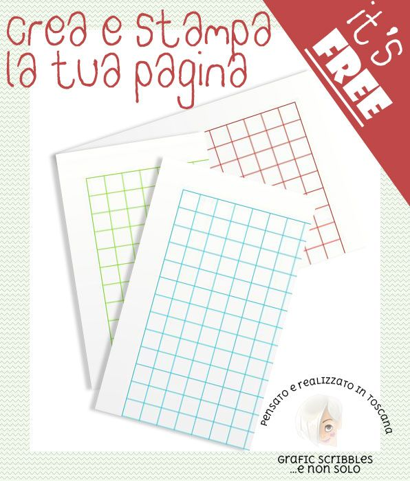 Make your page online and free ~ Grafic Scribbles