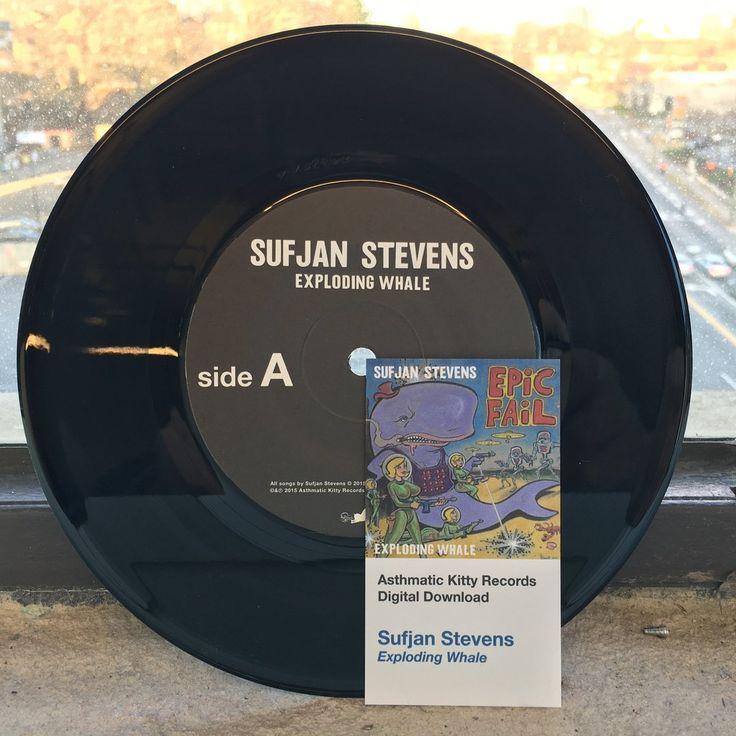 Sufjan Stevens - Exploding Whale