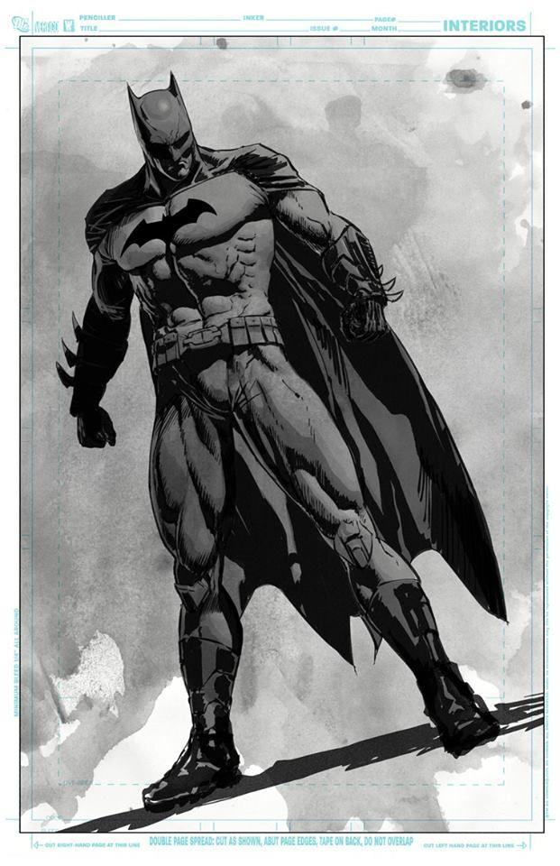 Batman -  Mikel Janin