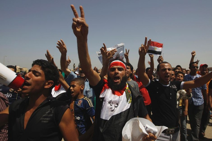 Relatives of dead react to Mubarak's life sentence--first joyfully--then in anger because he was not executedSentencefirst Joyfullythen, Life Sentencefirst