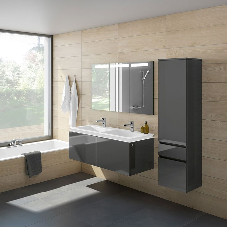Villeroy & Boch bathroom inspiration Legato Collection