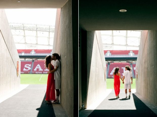 Engaged: Kate Pappas & Kyle Beckerman | Photos by Matt Clayton Photography | Salt Lake Bride and Groom