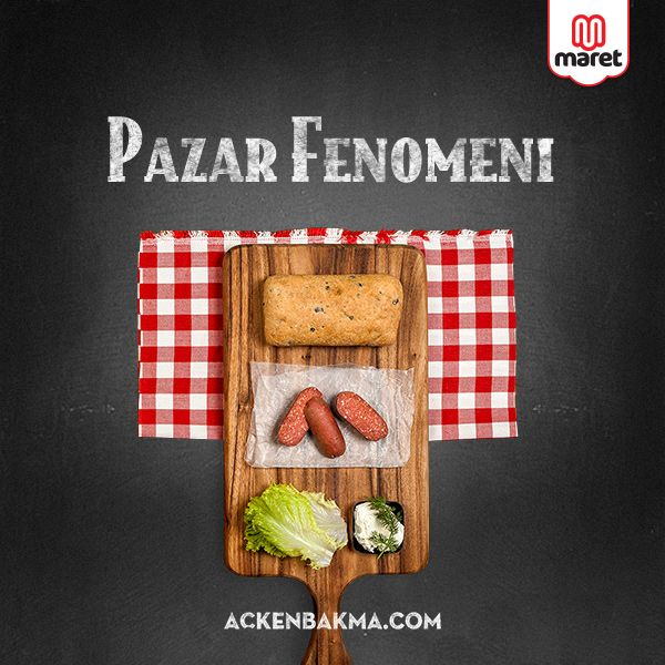 Pazar Fenomeni - Nasıl Yaparım? http://ackenbakma.com/sandvic/pazar-fenomeni#nasil-yaparim