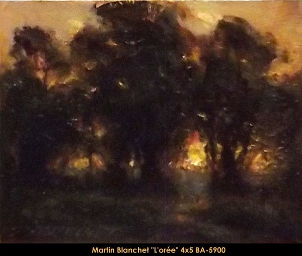 Original oil painting on canevas by Martin Blanchet #MartinBlanchet #Artist #CanadianArtist #QuebecArtist #Art #Oilpainting #OriginalPainting #FineArt #Landscape #trees #Balcondart #MultiArtLtee