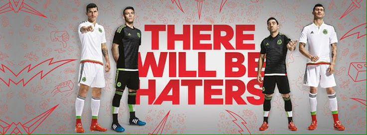 Mexico Kits 2015 Copa America