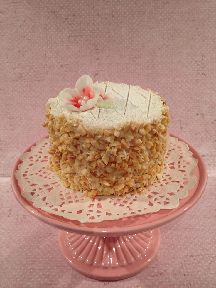 Swiss cherry cake