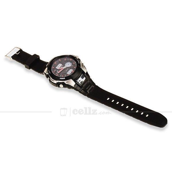 OTAGE Sports Waterproof Dual Time Display Wrist Rubber Band Watch #otage #pin #cellz #watch #waterproof
