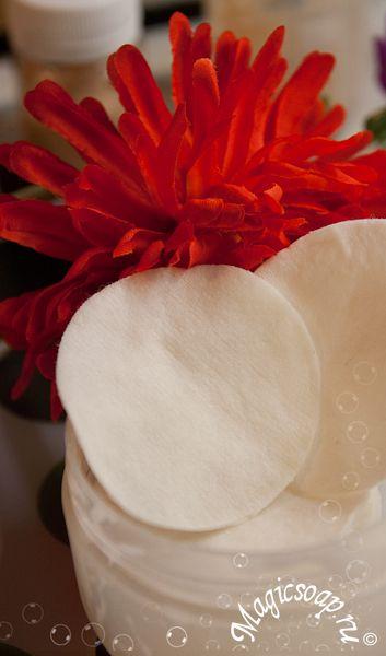 Влажные салфетки для снятия макияжа своими руками (рецепт и мастер-класс)