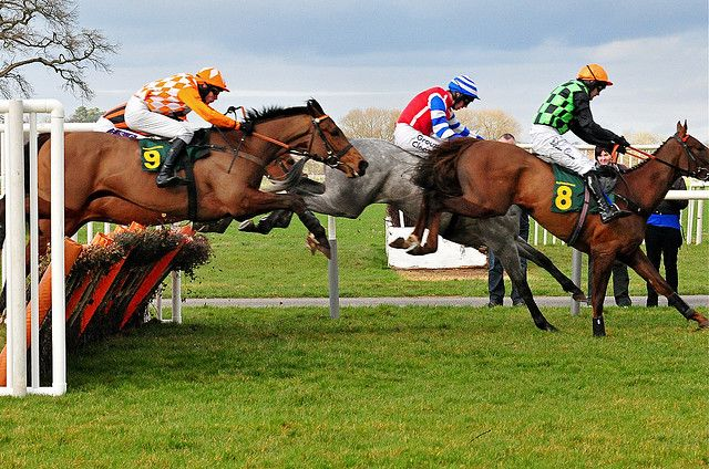 HORSERIDING  Horse racing by Paolo Camera, via Flickr