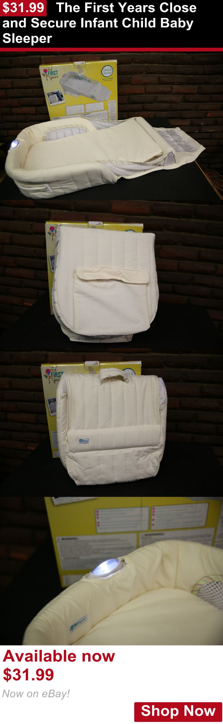 Baby Co-Sleepers: The First Years Close And Secure Infant Child Baby Sleeper  BUY