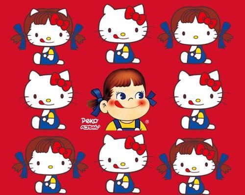 Hello Kitty x Peko