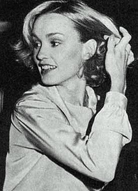 Jessica Lange. Both simple, and grant. It's elegance personified.