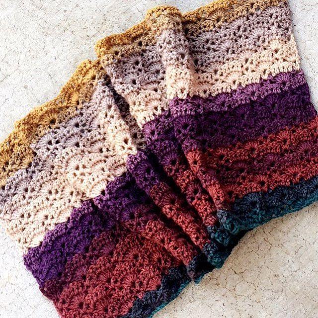 Crochet Patterns Using Mandala Cake Yarns