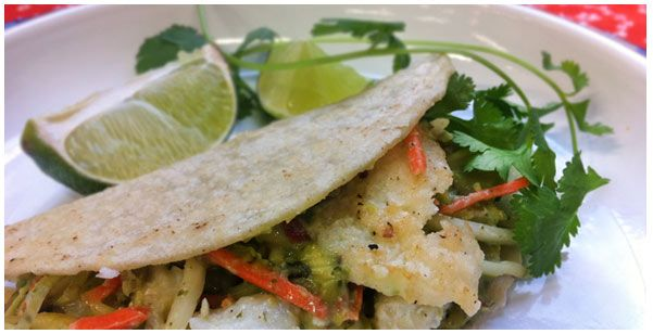 277 best seafood images on pinterest cooking food eat for Cod fish taco recipe