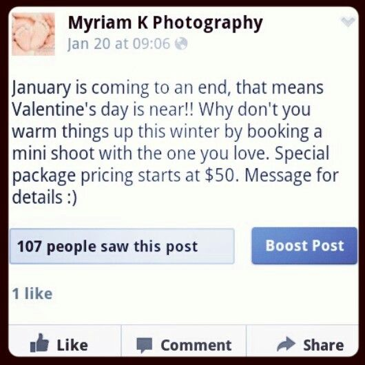 On now @ Myriam K Photography