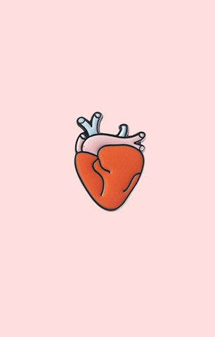 Enamel pin for wedding guests (obvs not this one. Get someone to create them for us. Initials, flowers/hearts)