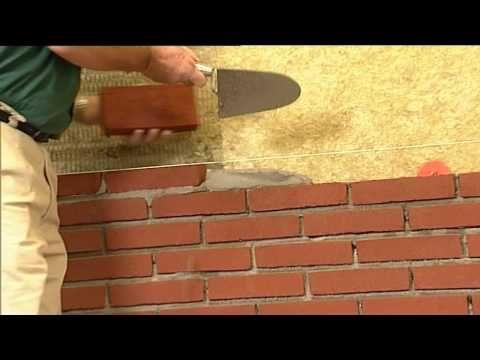 Metselen van een muur - Beamix - YouTube