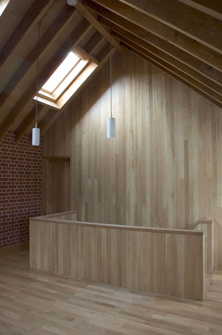 The House of Clay and Oak by Dow Jones Architects. Back to basics.