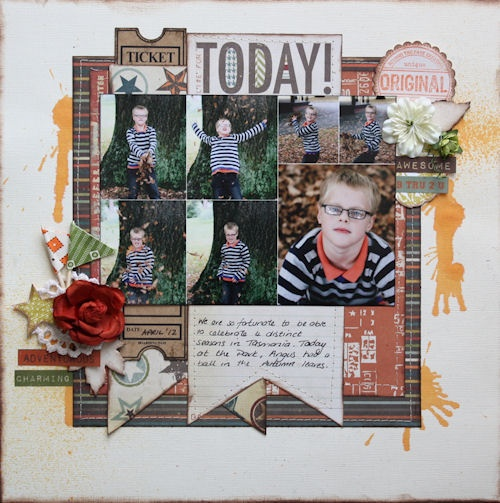 Simple Stories – Awesome – Layouts by Wendy SmithScrapbook Simple, Inspiration Scrapbook, Scrapbook Inspiration, Scrapbook Creations, Scrapbook Boys, Scrappin Stuff, Scrapbook Layout, Scrapbooking Boys, Crafts