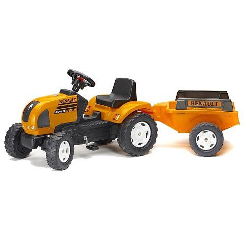 """Toys""""R""""Us - Tracteur Renault Ares + Remorque"""