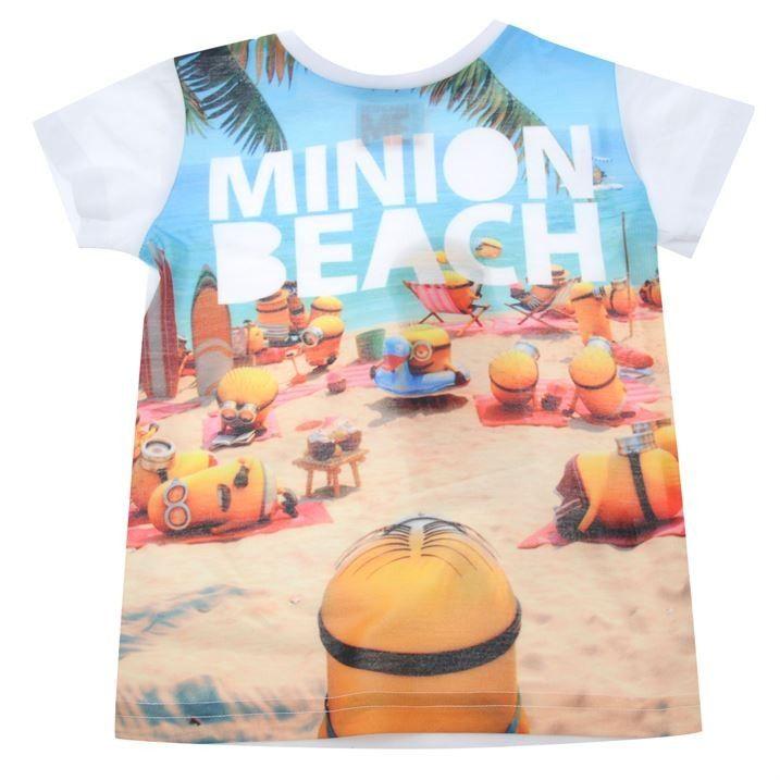 Minion Beach gyerek póló - brandcenter webáruház